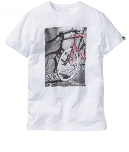recolution T-Shirt Basic #Bike
