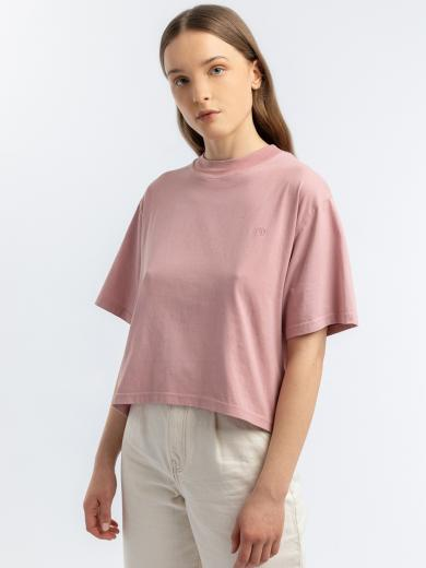 Rotholz Cropped T-Shirt