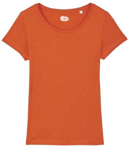 glore Sissi meliert black heather orange | L
