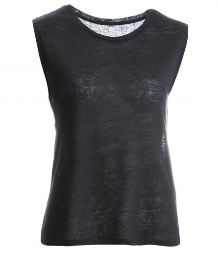 glore Martha Leinen black | XL