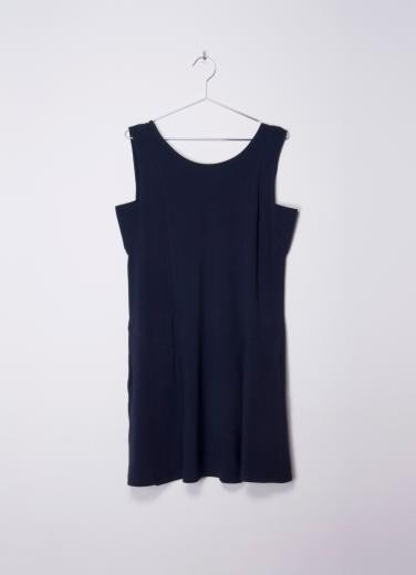 SUITE 13 Morgana Dress XS | bluenight