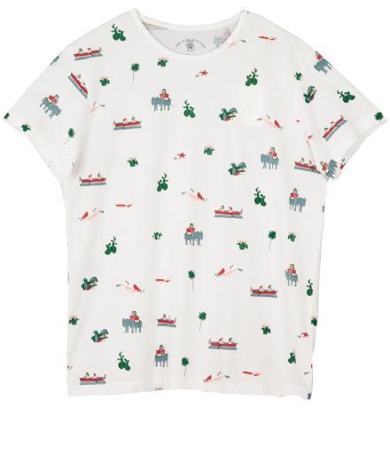 Thinking MU T-Shirt Exotic Cachete