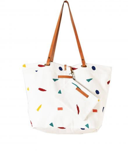 Thinking MU Beach Bag Matisse