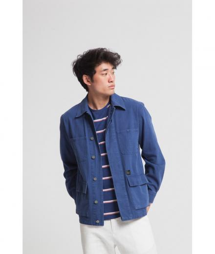 Thinking MU Blue James Jacket