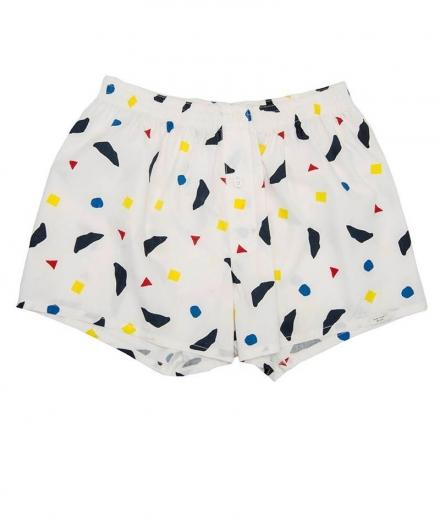 Thinking MU Calder Boxer Snow White | L