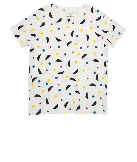Thinking MU Calder Tee Snow White | L