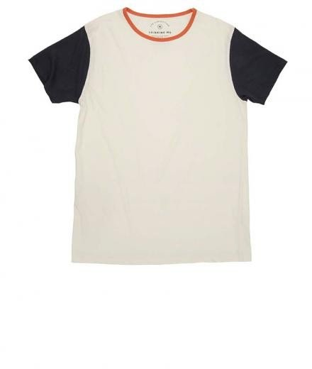 Thinking MU Colors Tee pristine | L