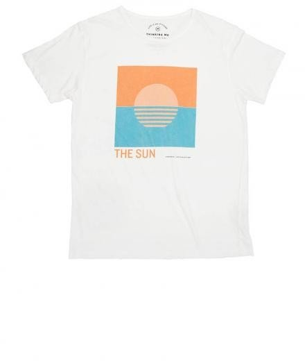 Thinking MU The Sun Tee Snow White | M
