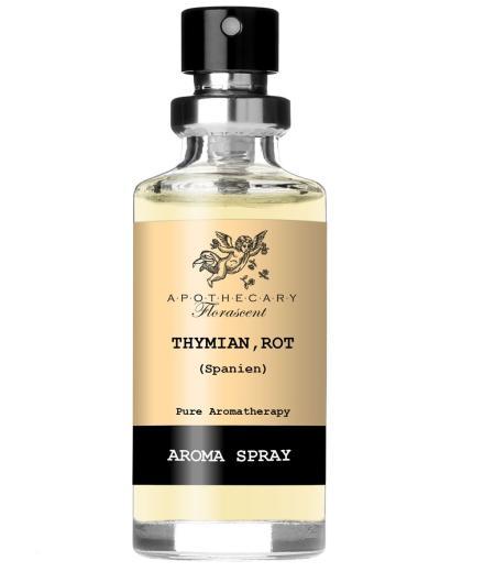 Florascent Thymian, rot Aromatherapie Spray