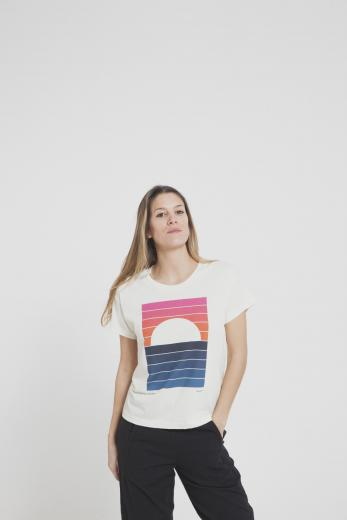 Thinking MU Sunrise Tee