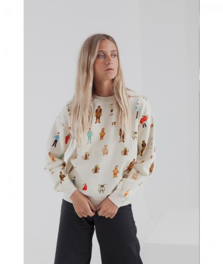 Thinking MU Space Mitos Sweatshirt jalon