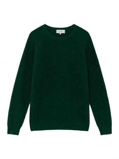 Thinking MU Anteros Sweater Green