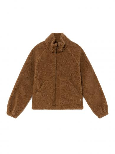 Thinking MU Trash Hebe Jacket Caramel