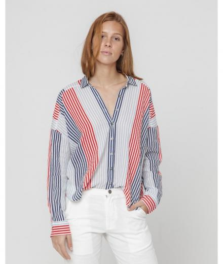 Thinking MU Sombrillas Free Blouse