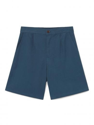 Thinking MU Hemp Fianga Short blue | L
