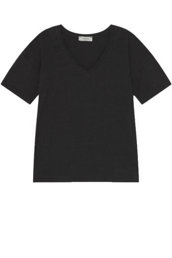 Thinking MU Hemp Chloe T-Shirt phantom | S