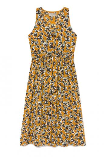 Thinking MU Jolie Dress Abstract Flowers | S