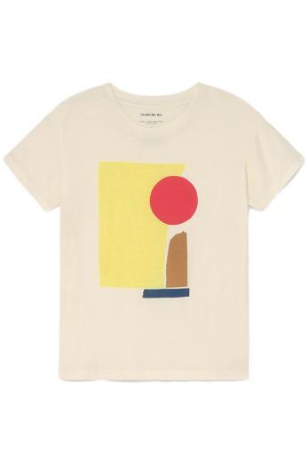 Thinking MU Abstract T-shirt