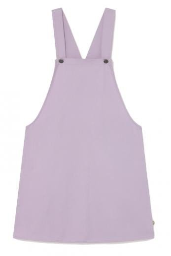 Thinking MU Amelie Jumper Dress mauve