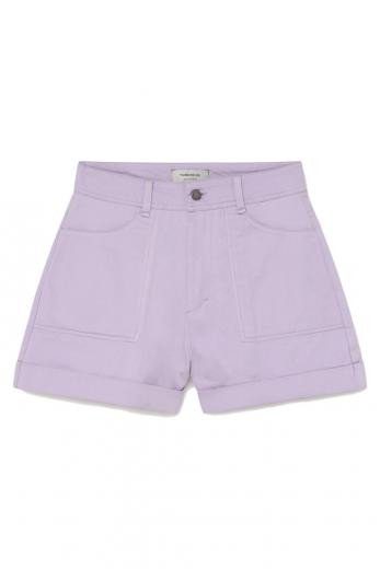 Thinking MU Logome Short mauve | L