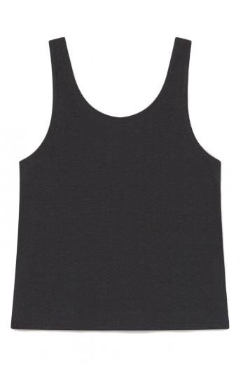 Thinking MU Hemp Tank Top phantom | M