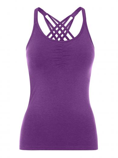 MANDALA Infinity Top Purple