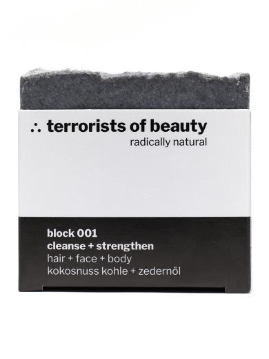 terrorists of beauty seife block 001