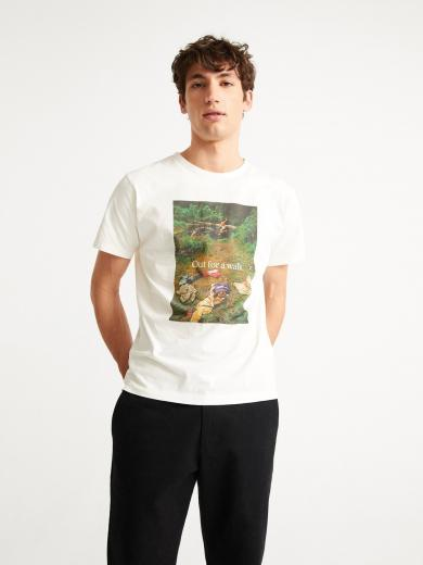 Thinking MU Out For A Walk T-Shirt