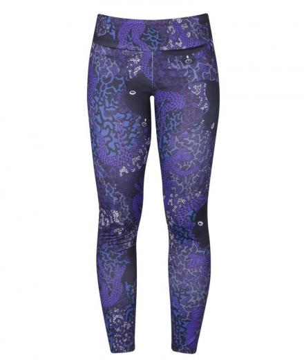 UNDER THE SAME SUN Mid Waist Legging Confusion to Clarity S