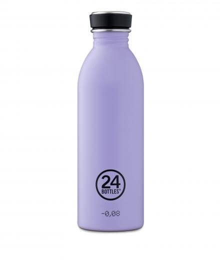24Bottles Trinkflasche 0,5 Liter stone erica