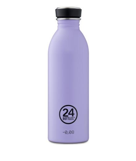 24Bottles Kratzfeste Trinkflasche 0,5l erica | 0,5l