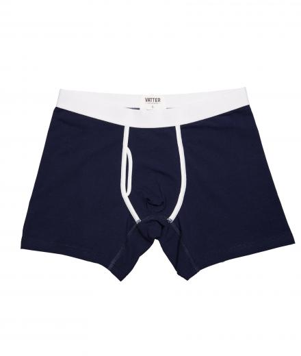VATTER Boxer Brief Classy Claus Navy