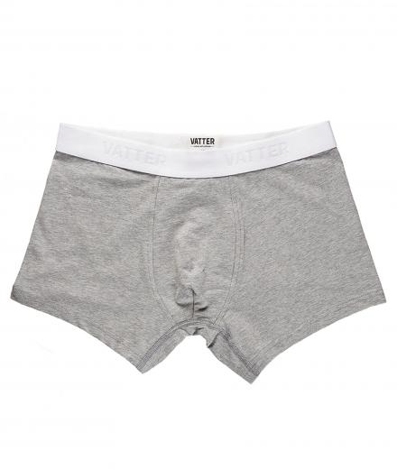 VATTER Trunk Short Tight Tim grey melange
