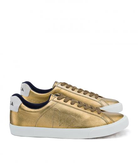 VEJA Woman Esplar Leather Ambre