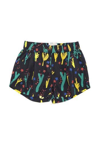 Thinking MU Flower Pin Shorts