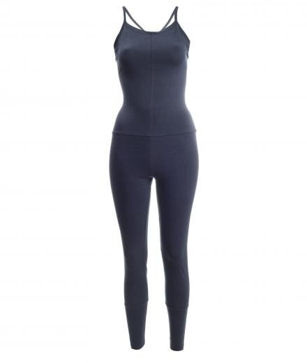 YOIQI Jumpsuit Tight Cross