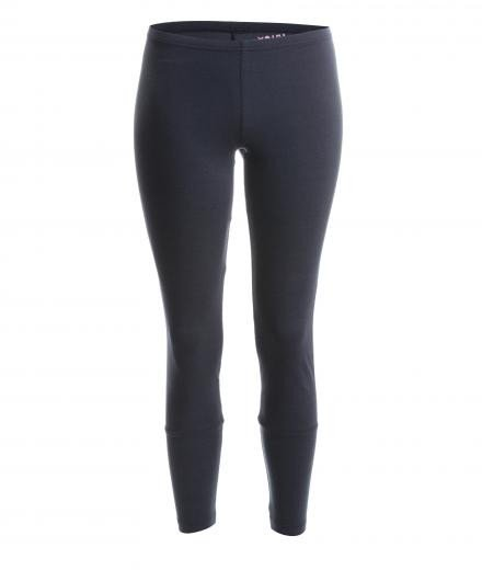 YOIQI Yoga Leggins 7/8 soft black | S