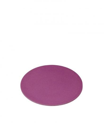 zuperzozial small bite plate purple