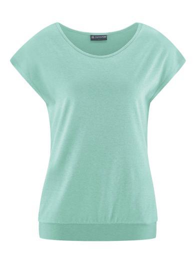 HempAge Shirt with Crimpling Sage
