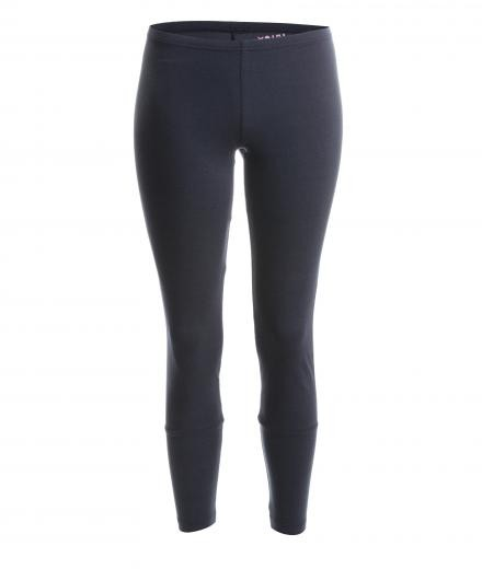 YOIQI Yoga Leggins 7/8 soft black | XS