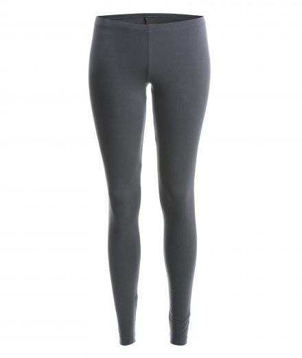 YOIQI Yoga Leggins Plain Dark Grey | M