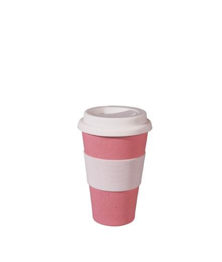 zuperzozial Cruising Travel Mug pink