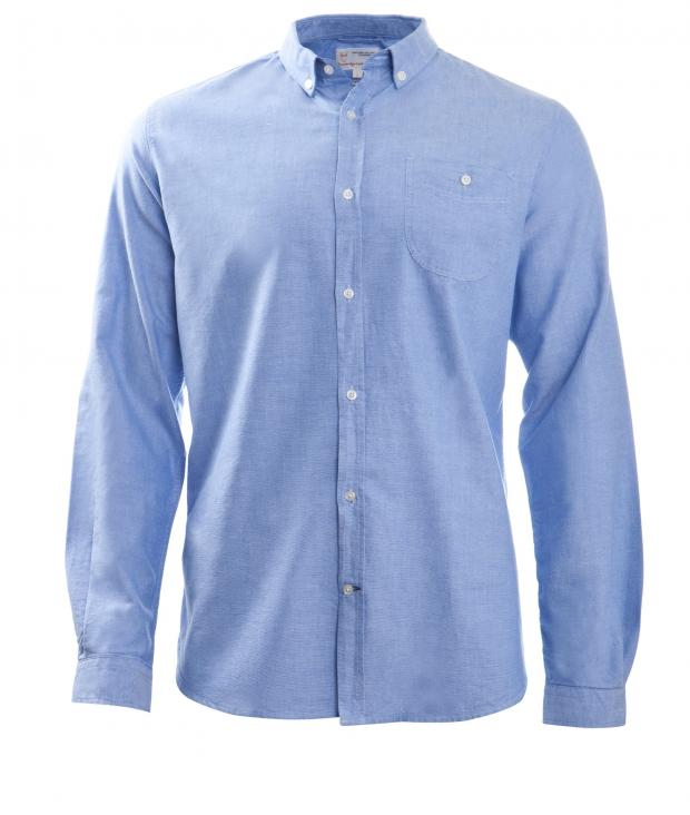 Button Down Oxford Shirt Limoges from Glore