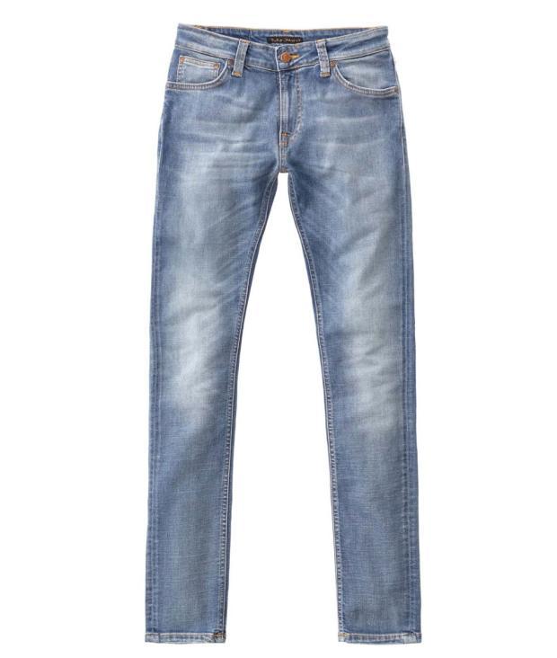 nudie jeans skinny lin jeans bio jeans f r damen bei glore glore. Black Bedroom Furniture Sets. Home Design Ideas