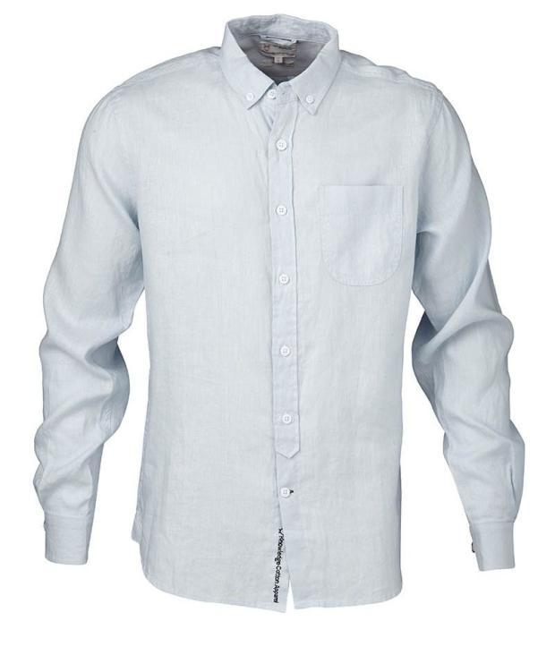 Linen Shirt GOTS from Glore
