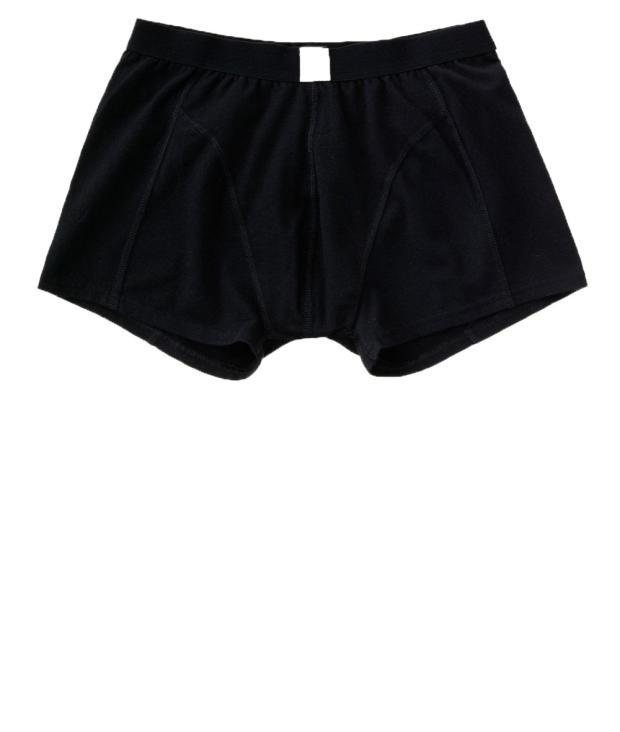 Nudie Jeans Boxer Briefs Solid black S
