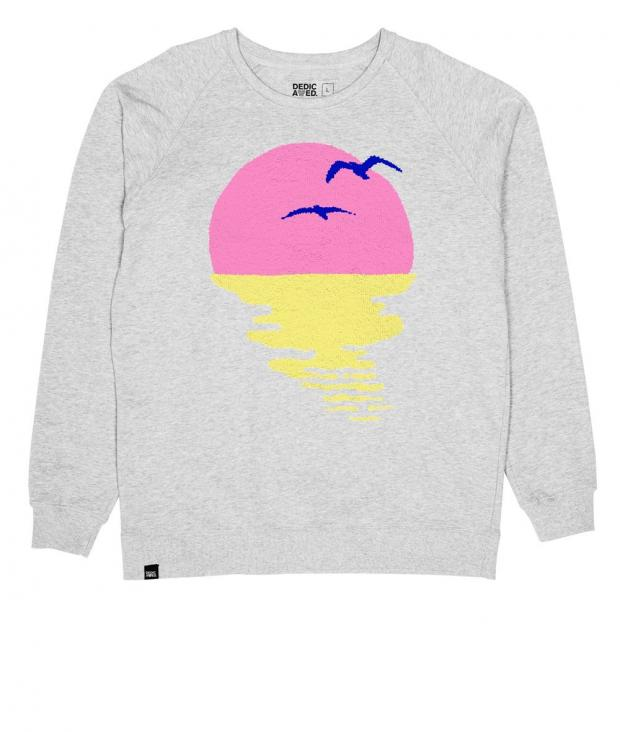 Sweatshirt Malmoe Sunset Chenille from Glore