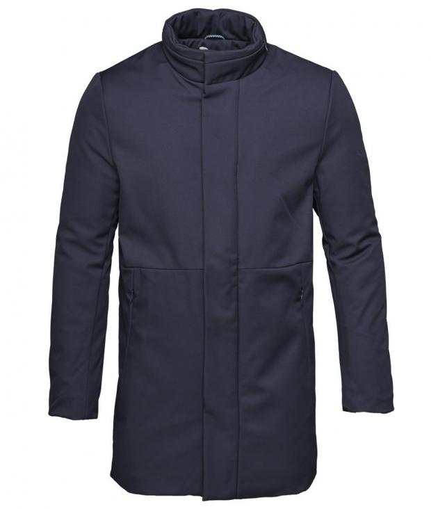 Long Soft Shell Bounded Jacket - GRS Total Eclipse from Glore