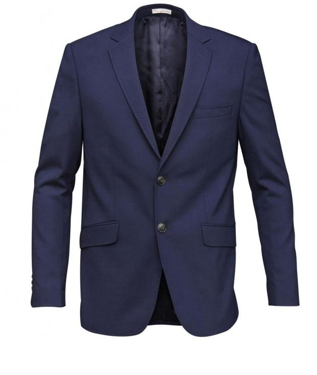 Baby Face Jack-Constructed Blazer from Glore