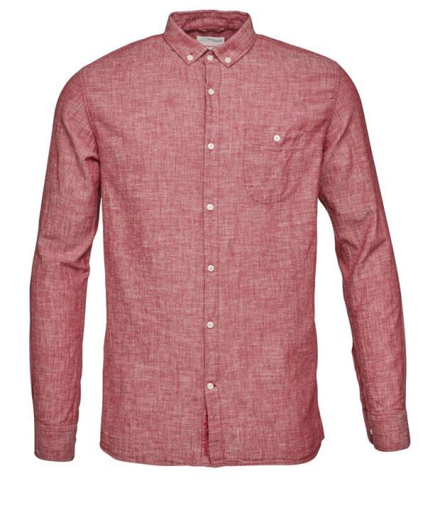 Cotton/Linen Shirt from Glore